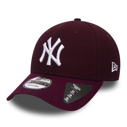 New Era 9FORTY New York Yankees Diamond Strapback - 80524701