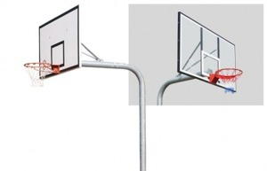 Sure Shot  640  Basketball Set Gooseneck