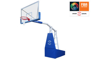 Sure Shot Mini Shot 780  Basketball Set