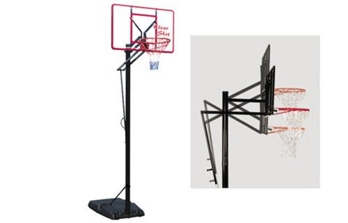 Sure Shot Orlando 515  Basketball Stand