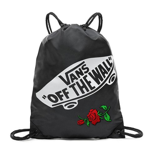 VANS Benched Gymsack | VN000SUF158 - Custom Roses